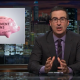 "John Oliver: ""Nobody Invites Their Financial Advisor to a Wedding"""